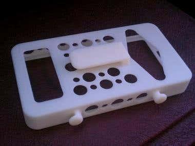 4G EVO Cell Phone Case