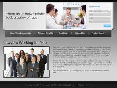 HTML5 Web Site