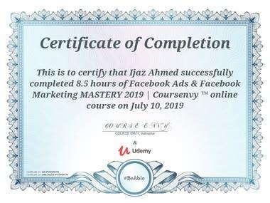 Facebook ads & Facebook Marketing Mastery 2019