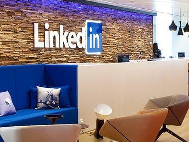 i am LinkedIn provider