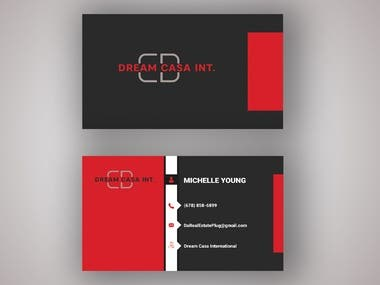 Business Card & Logo