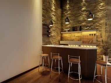 Proposed Interior Design