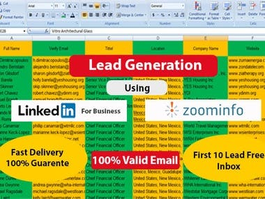 Find Business Email Address B2b Lead By ZoomInfo