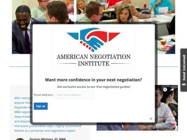 Fixing Website & customization