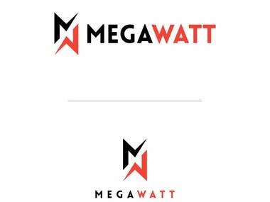 MEGAWATT - LOGO DESIGEN