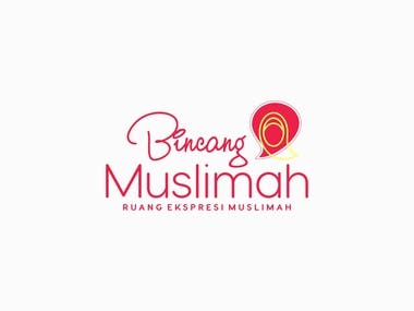 BINCANG MUSLIMAH - LOGO DESIGEN