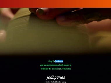 Jodhpuries Website