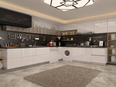 Kitchen ali darwesh