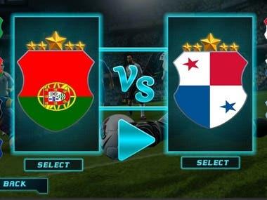 Ultimate Soccer game 2018