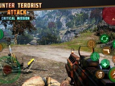 Counter Terrorist Attack Critical Mission