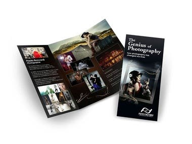 FotoFactory Brochure - The Genuis of Photography