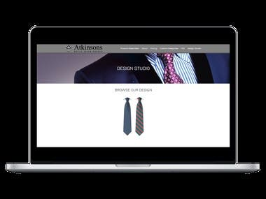 WEB App | Tie