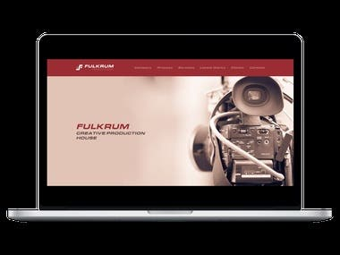 Fulkrum Landing | PSD to HTML