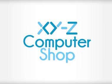 XYZ computer shop