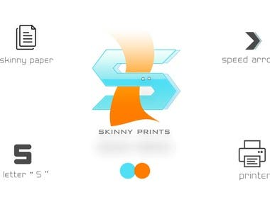 skinny logo