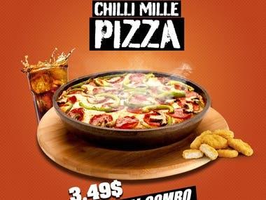 Food promotion design