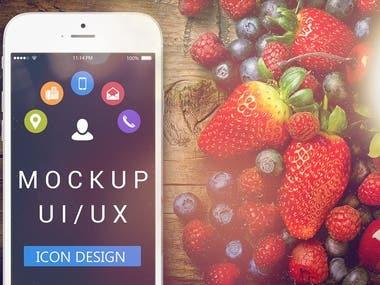 UI / UX Designing