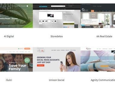 WordPress & eCommerce sites