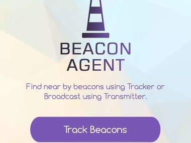 Beacon Agent- Android Application
