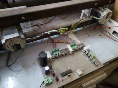 Driver CNC Machine