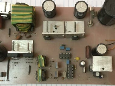 Isolated power supply (60v, 5A)