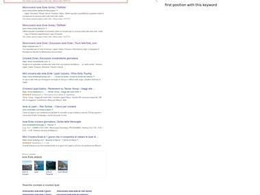 SEO Google Page