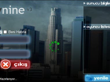Sulfur Game Client: Auto Patch & Anti Cheat Software