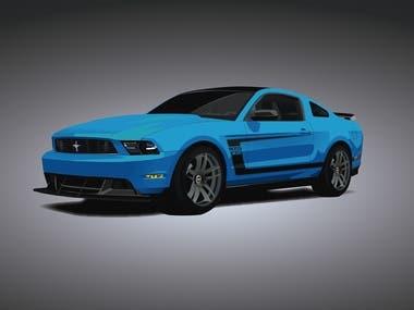 Mustang Vectoring