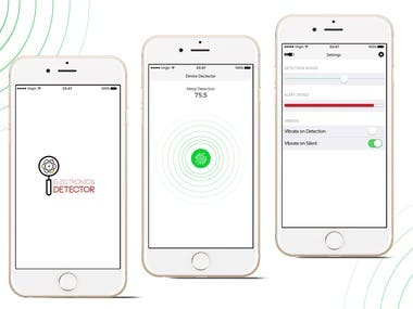 EMF Mobile App (IOS/Android)