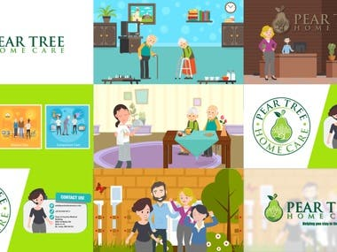Explainer Video - Pear Tree Home Care