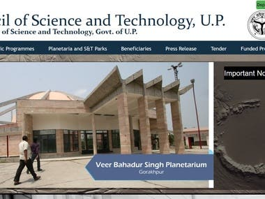 Council of Science and Technology, U.P.