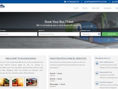 Bus Ticket Booking Engine