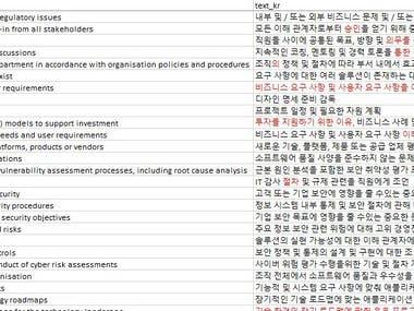 Application manual translation