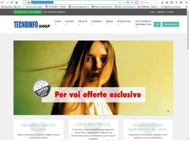 Tecnoinfo Shop
