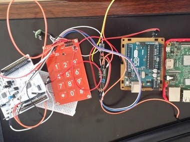 STM32/Arduino/Raspberry Pi