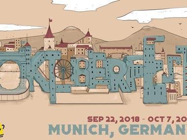 Oktoberfest - Design Concept