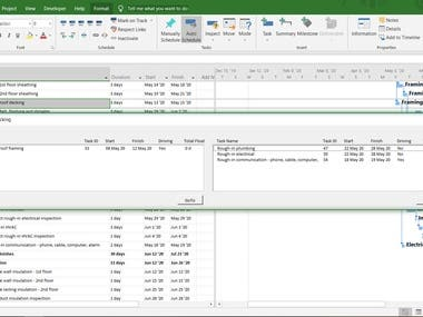 """Ms Project VBA - """"Relationships Window"""" in MS Project"""
