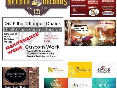 Marketing & Graphic Design | Logos