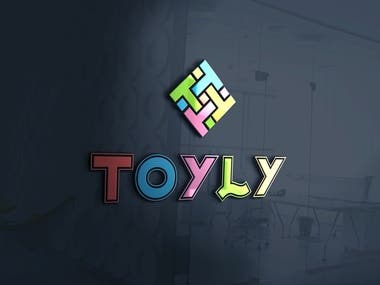 Logo Design for TOYLY