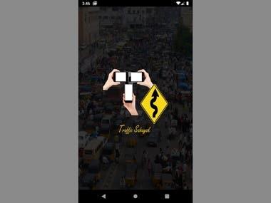 Traffic Sahayak App