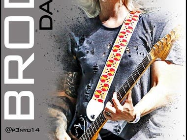 brody dalle poster