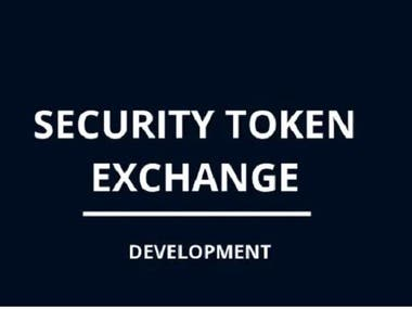 Security Token Exchange Platformdevelopment