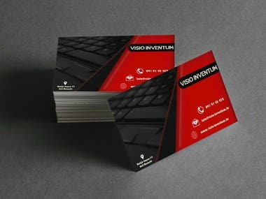 Visit card (Visio inventum)