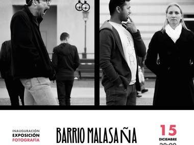 Cartel Exposición Balbuenaphoto