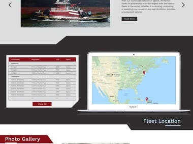 McAllister Web Design