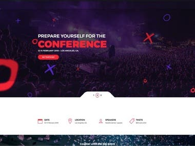 Event Design and Build