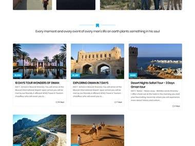 Take Me Back Oman