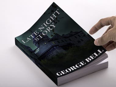 AWESOME BOOK COVER DESIGNS
