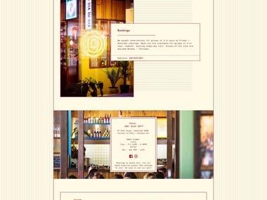 Gondola Gondola Restaurant Website