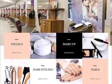 ResponsiveWooCommerce WordPress Theme for Spa & Beauty Salon